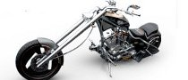 OCC to Build Gladiator GarageWorks Chopper