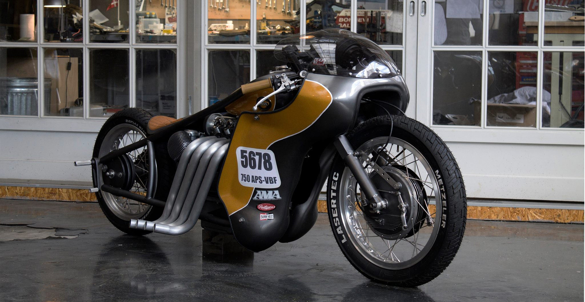 Odin S Fury the Nimbus to Tackle The Bonneville Salt Flats