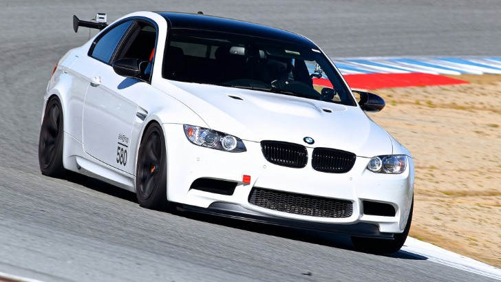 OEM GTS Aero Kit on a E92 M3 [Photo Gallery][Video]