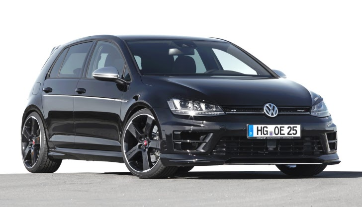 oettinger makes a killer 400 hp golf r video autoevolution. Black Bedroom Furniture Sets. Home Design Ideas