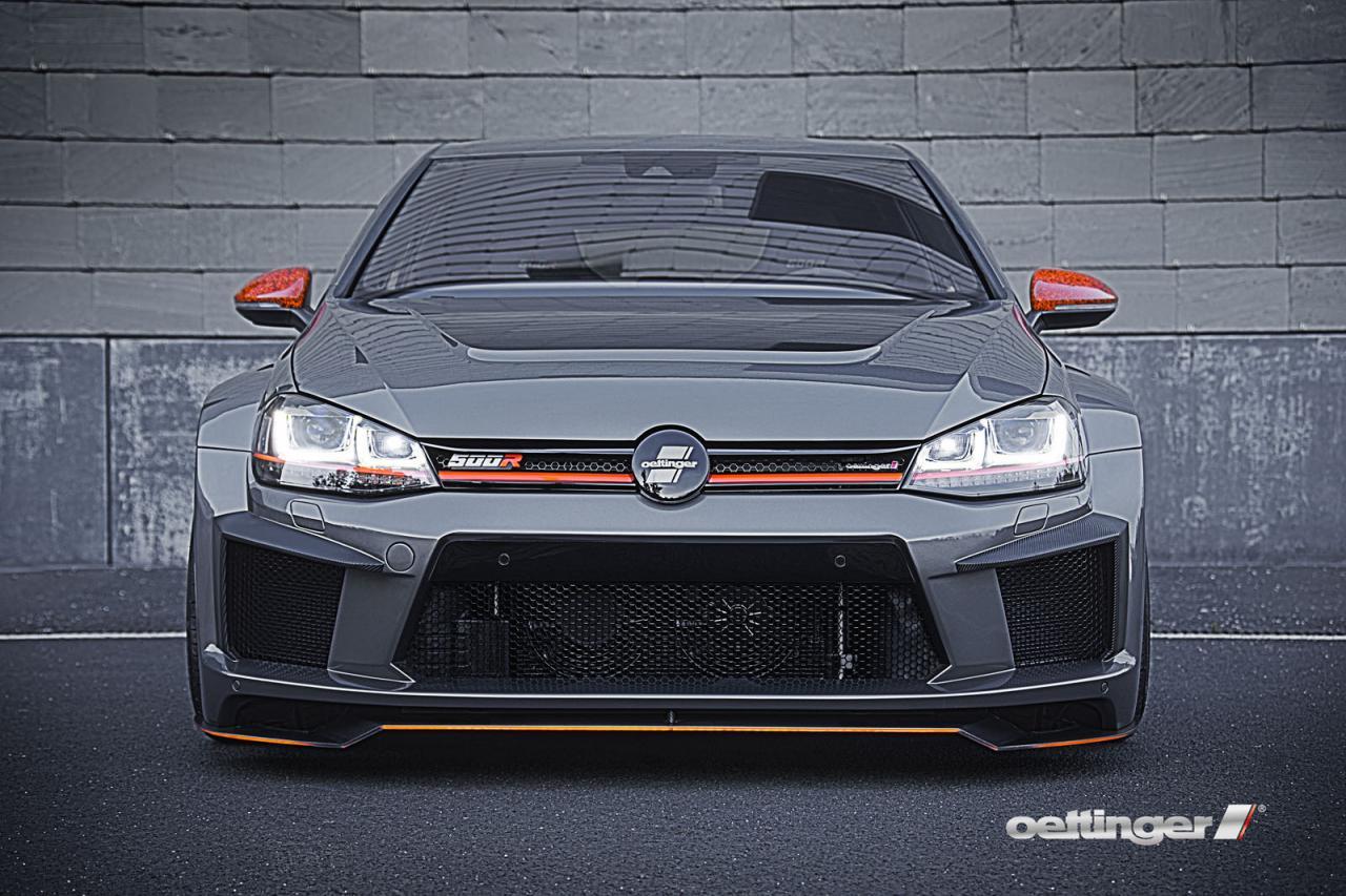 oettinger reveals monster vw golf r500 at worthersee 2015 autoevolution. Black Bedroom Furniture Sets. Home Design Ideas