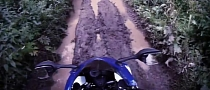 Off-Roading on a GSX-R is Truly Extreme [Video]