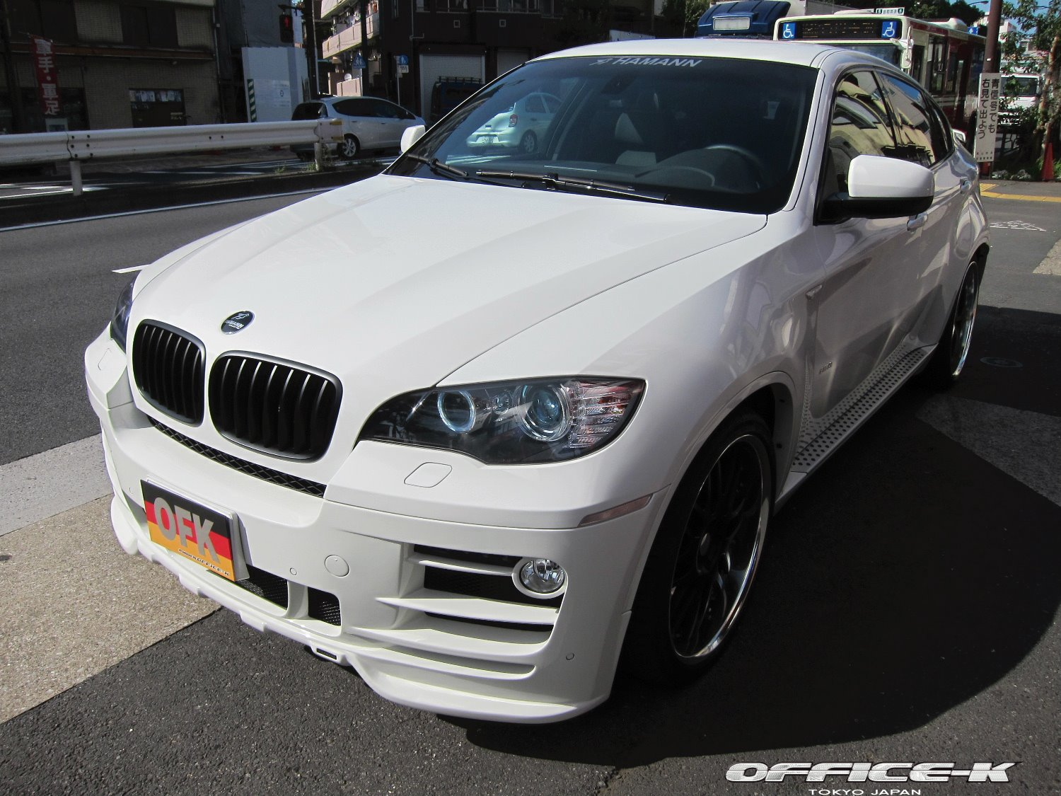 Office-K Custom BMW X6 - autoevolution