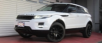 Office-K Japan Does Black-On-White Evoque [Photo Gallery]