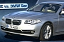 Official 2014 BMW 5 Series Revealed through Magazine Photo