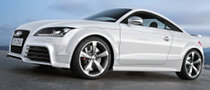 Official: Audi TT RS Coupe Coming to America