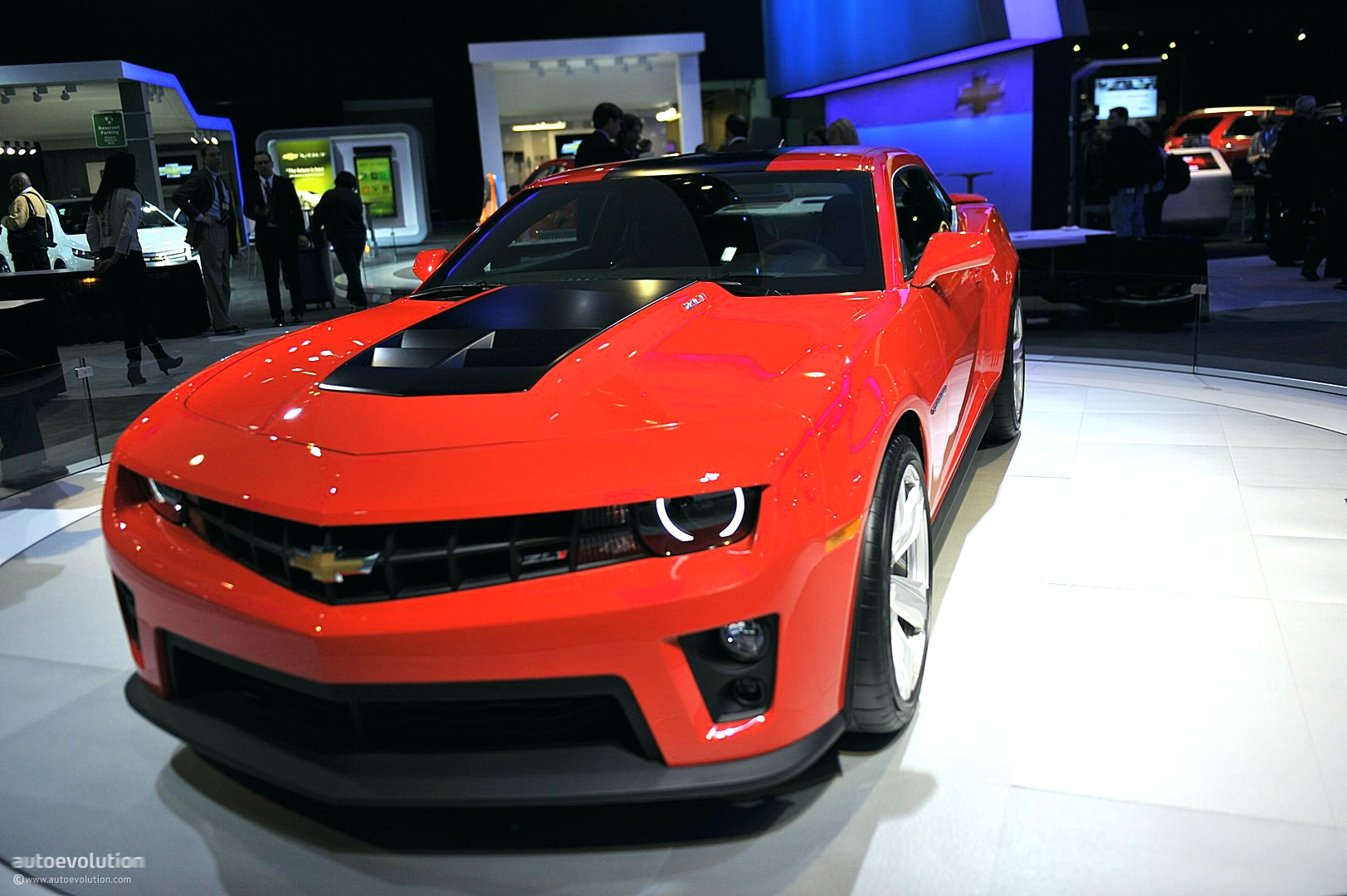 The Most Important Question For Chevrolet Camaro