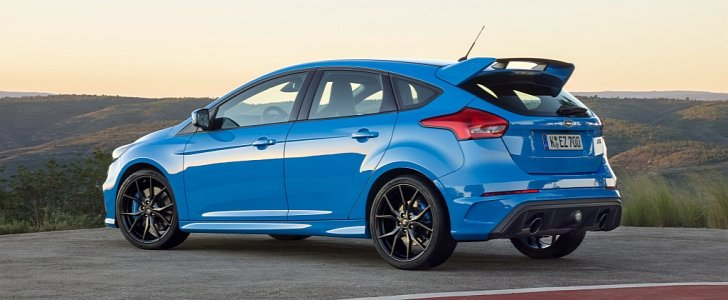 official ford focus rs production ends on april 6 2018 autoevolution. Black Bedroom Furniture Sets. Home Design Ideas