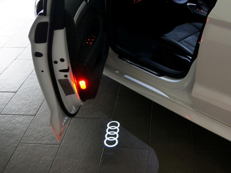 Official Led Courtesy Lights With Audi Logo Now Available At 95