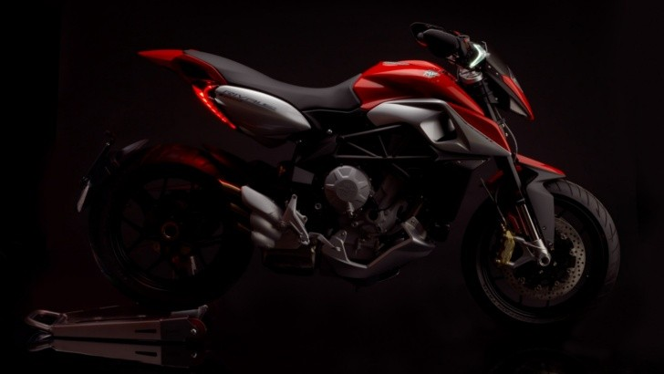 Official Pictures of the MV Agusta Rivale 800