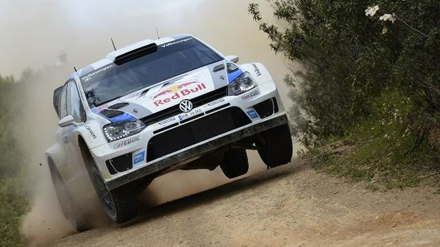 Ogier and Volkswagen Score Third Straight WRC Win in Portugal