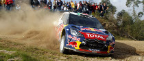 Ogier Wins 2011 Rally Portugal