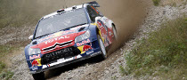 Ogier Wins Rally Japan