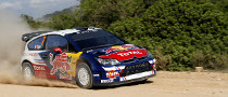 Ogier Wins Rally Portugal, Defeats Loeb
