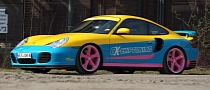 OK-Chiptuning Manta-Porsche 911 Turbo Has 650 HP [Photo Gallery]