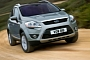 Old Ford Kuga Replaces Old Escape in Australia