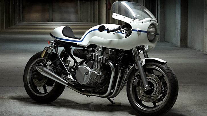 Old Spirit Honda Cb750 Is A Ruleshaker Autoevolution
