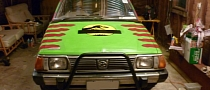 Old Subaru Wagon Turned into Jurassic Park Tour Car [Photo Gallery]