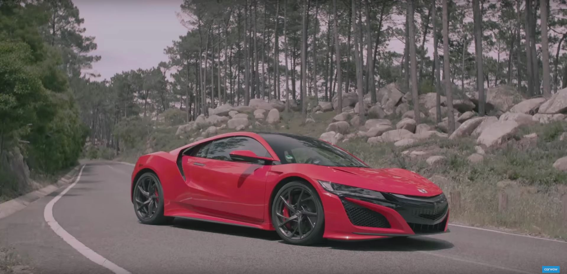 New Honda Nsx Review Comes With Matching 360 Degree Footage