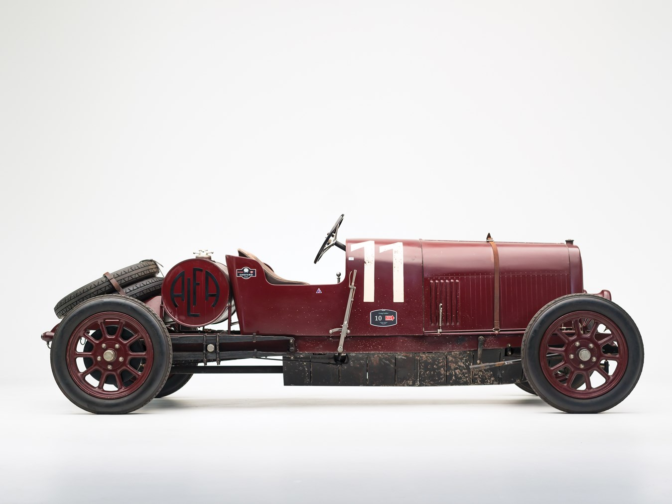 Oldest Alfa Romeo In Existence Heads To Auction With $1.5 Million ...