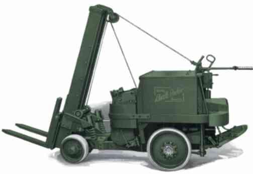 Oldest Working Mitsubishi Forklift Contest Winner