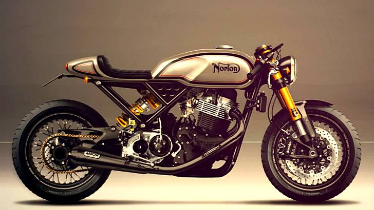 One Evil Norton Commando 961 By Holographic Hammer