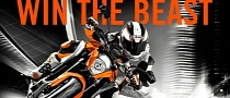 One Free KTM 1290 Super Duke R Up for Grabs