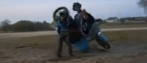 One More Sidecar Drift Going Wrong [Video]