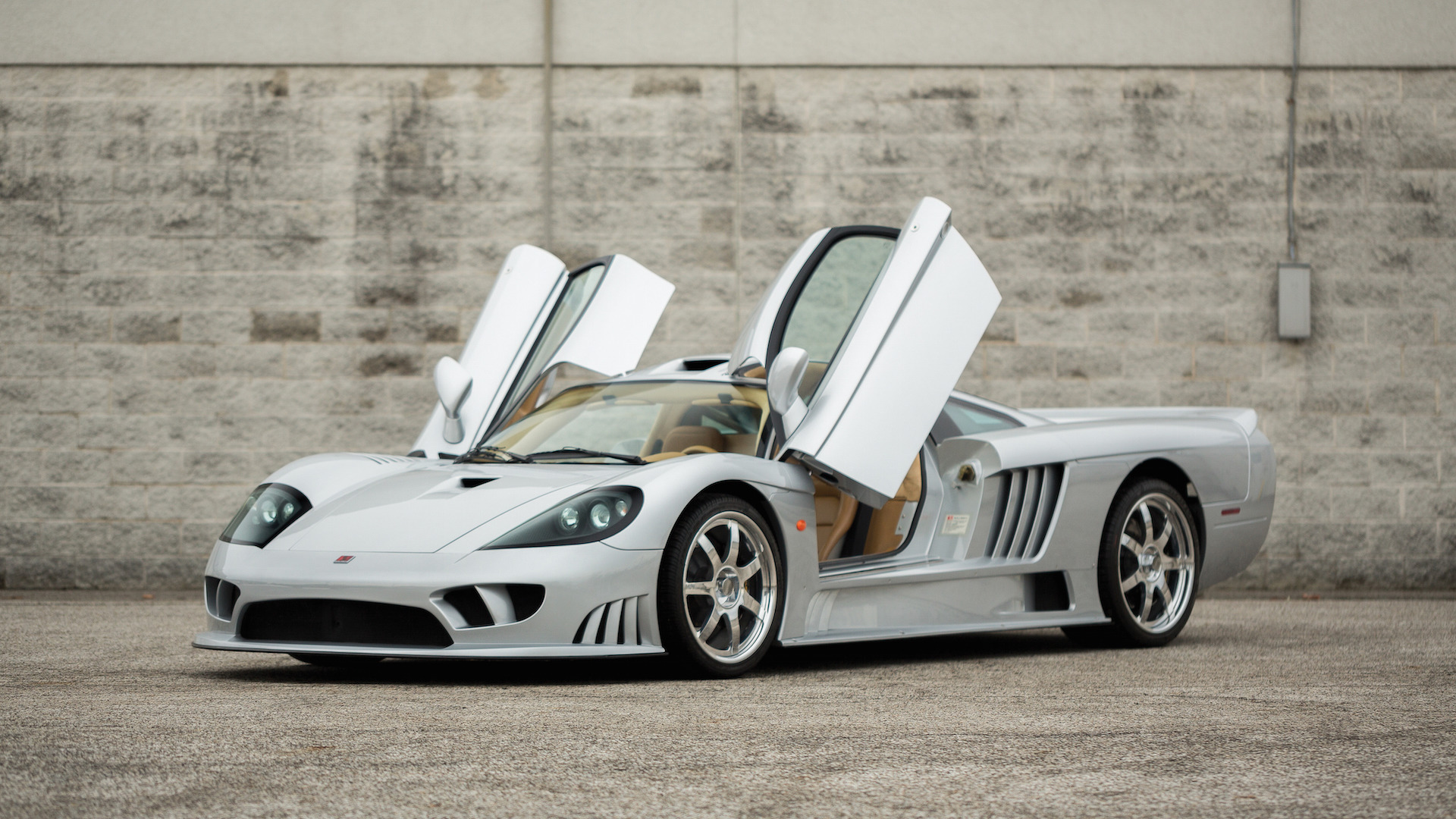 One-Of-A-Kind Saleen S7 Is Looking For A New Owner - autoevolution