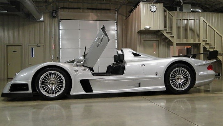 One of Six CLK GTR Roadster Sells For $1,300,000 [Photo Gallery]