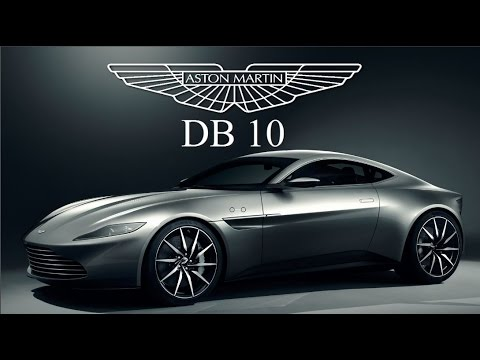 One of the 10 Ever Made Aston Martin DB10s Featured in ...