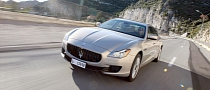 One of the First 2014 Maserati Quattroporte Examples Grabs $340,000 at Auction
