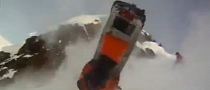 One of the Most Insane Snowmobile Crashes Ever [Video]