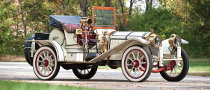 One-off 1912 Packard Model 1-48 Custom Runabout Up for Auction