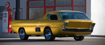 One-Off Dodge Concept To be Auctioned