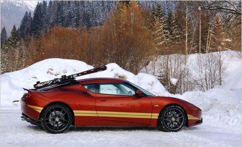 One-Off James Bond Lotus Evora for Sale - autoevolution