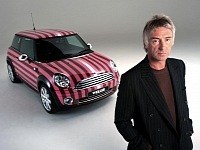 Unique MINI designed by Paul Weller