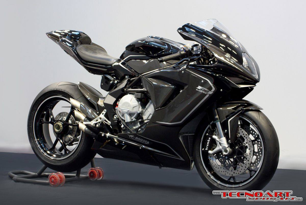 one off mv agusta f3 800 oscura by tecnoart sersan is the. Black Bedroom Furniture Sets. Home Design Ideas