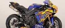 One-off Rossi Yamaha R1 Bike Up for Grabs Again