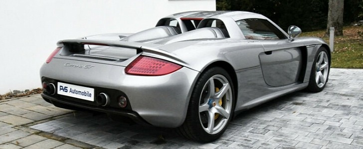photo of One-Owner Porsche Carrera GT Looks Like Supercar Perfection image