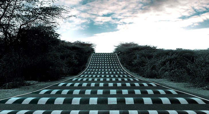 One Third Of The French Speed Bumps Are Illegal
