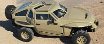 Online, Co-Created Military Vehicle Concept Becomes Working Prototype in 6 Months