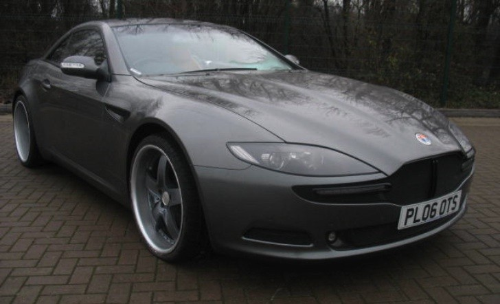 Only RHD Fisker Tramonto Up For Grabs