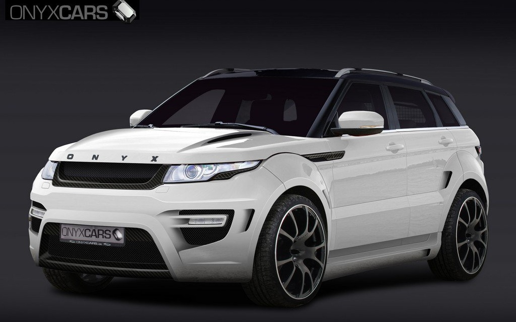 onyx concept range rover evoque rouge edition autoevolution. Black Bedroom Furniture Sets. Home Design Ideas