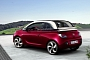 Opel Adam Convertible Rendering Released
