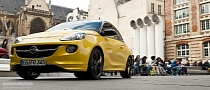 Opel Adam Convertible to Debut at 2013 Geneva Motor Show