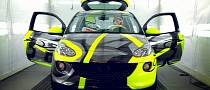 Opel Adam Customized by Valentino Rossi for Charity [Photo Gallery]