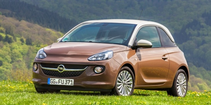 Opel Adam Gets LPG Version with 1.4 ecoFLEX Engine