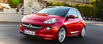 Opel Adam Gets New 1-Liter 3-Cylinder Turbo with 115 HP