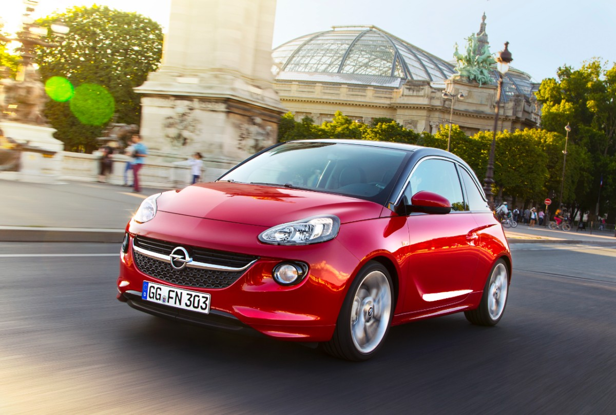 opel adam gets new 1 liter 3 cylinder turbo with 115 hp autoevolution. Black Bedroom Furniture Sets. Home Design Ideas